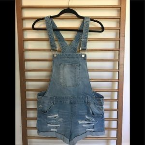coveralls/overalls (distressed style)
